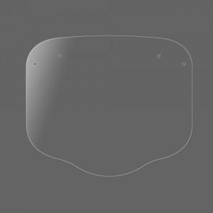 フェイスシールド用交換フィルム(FG-800M/S共通、3枚入)